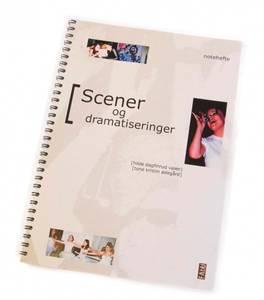 Bilde av Scener og dramatiseringer CD